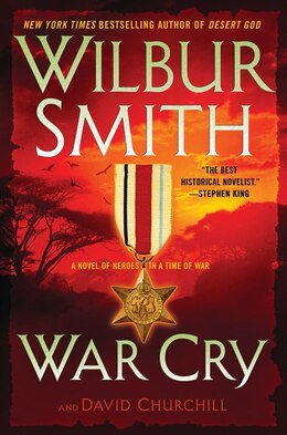 Book War Cry: A Courtney Family Novel by Wilbur Smith
