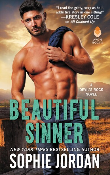 Beautiful Sinner: A Devil's Rock Novel by Sophie Jordan