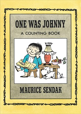 Book One Was Johnny Board Book: A Counting Book by Maurice Sendak