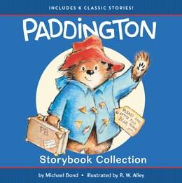 Book Paddington Storybook Collection: 6 Classic Stories by Michael Bond