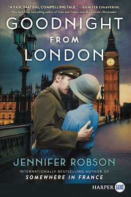 Book Goodnight From London: A Novel by Jennifer Robson