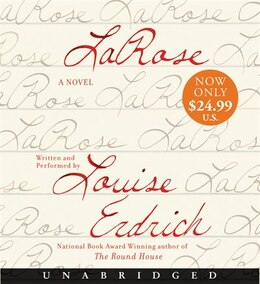 Book Larose Low Price Cd: A Novel by Louise Erdrich