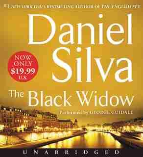 The Black Widow Low Price Cd by Daniel Silva