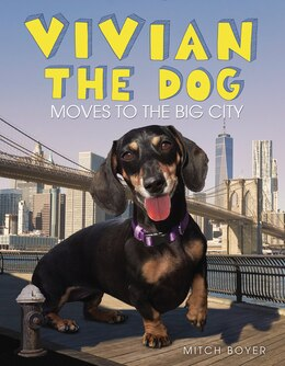 Book Vivian The Dog Moves To The Big City by Mitch Boyer