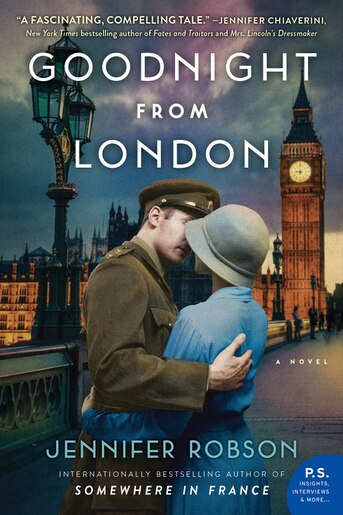 Goodnight From London: A Novel by Jennifer Robson