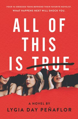 Book All Of This Is True: A Novel by Lygia Day Penaflor