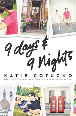 Book 9 Days And 9 Nights by Katie Cotugno