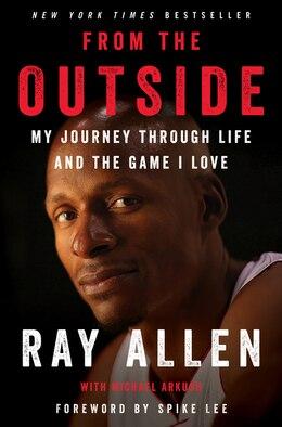 Book Unti Allen Memoir by Ray Allen