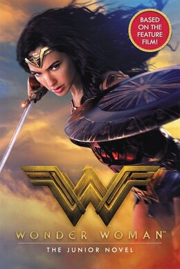 Book Wonder Woman: The Junior Novel by Steve Korte