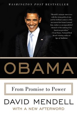 Book Obama: From Promise To Power by David Mendell