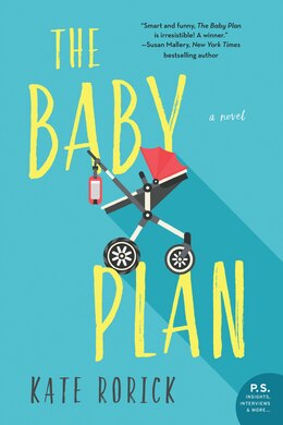 Book The Baby Plan by Kate Rorick
