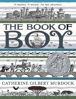 Book Book Of Boy by Catherine Gilbert Murdock