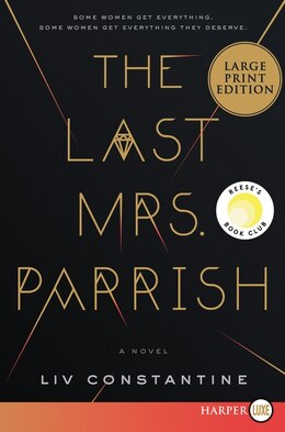 Book The Last Mrs. Parrish: A Novel by Liv Constantine
