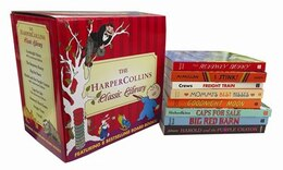 Book Harpercollins Classic Library 8 board b by Various
