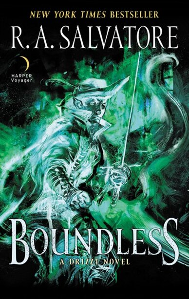 Boundless: A Drizzt Novel by R. A. Salvatore