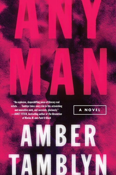 Any Man: A Novel by Amber Tamblyn