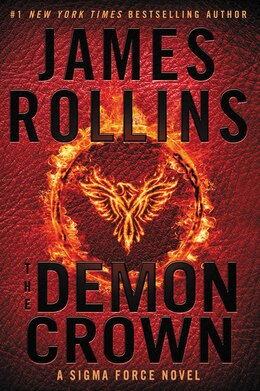 Book The Demon Crown: A Sigma Force Novel by James Rollins
