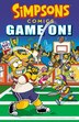 Simpsons Comics Game On! by Matt Groening