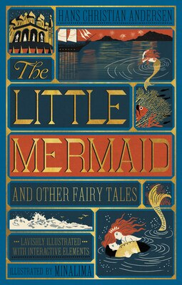 Book The Little Mermaid And Other Fairy Tales by Hans Christian Andersen