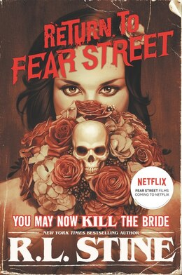 Book You May Now Kill The Bride by R.l. Stine