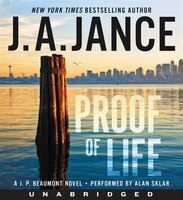 Proof Of Life Cd: A J. P. Beaumont Novel