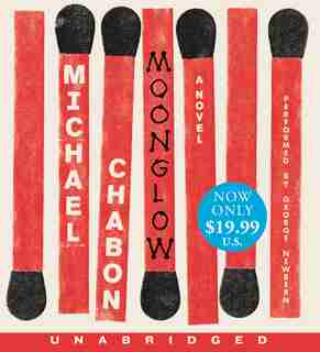 Moonglow Low Price Cd: A Novel by Michael Chabon