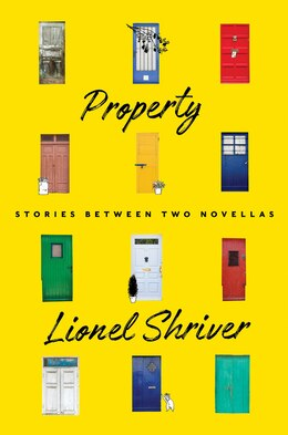 Book Property by Lionel Shriver