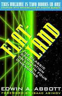 Flatland/Sphereland by Edwin A Abbott