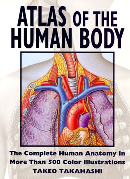 Book Atlas Of The Human Body by HarperCollins Publishers