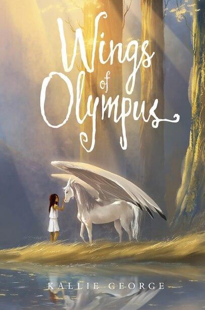 Wings Of Olympus by Kallie George