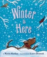 Winter Is Here Board Book