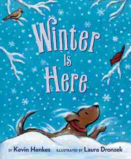 Winter Is Here Board Book by Kevin Henkes