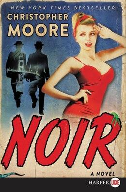 Book Noir Lp: A Novel by Christopher Moore