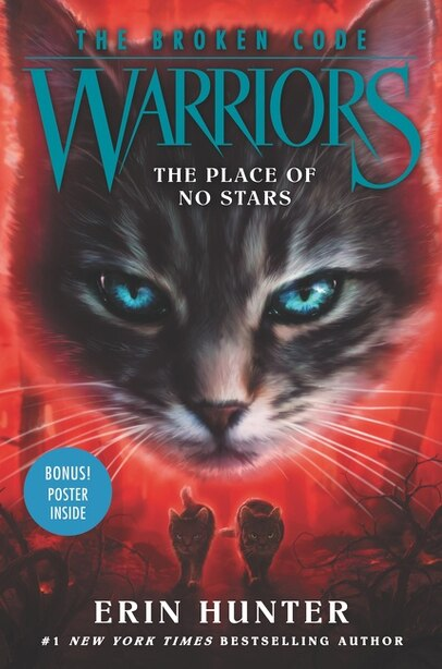 Warriors: The Broken Code #5: The Place Of No Stars by Erin Hunter