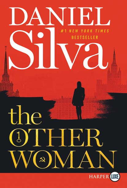 The Other Woman: A Novel by Daniel Silva