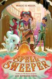 Spell Sweeper by Lee Edward Fodi