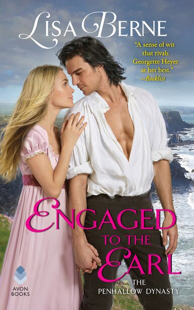 Engaged To The Earl: The Penhallow Dynasty by Lisa Berne
