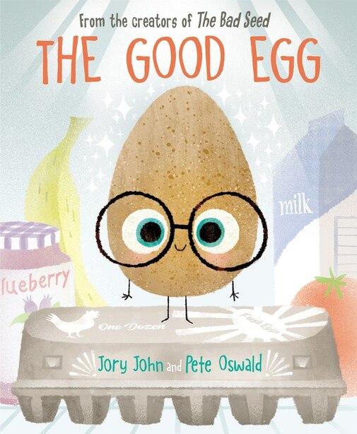 The Good Egg de JORY JOHN