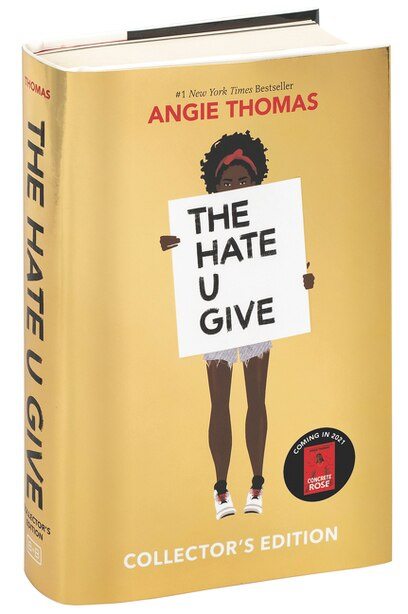 The Hate U Give Collector's Edition de Angie Thomas