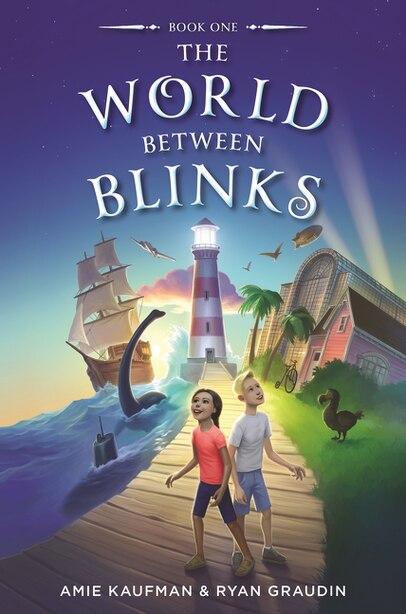 The World Between Blinks #1 by Ryan Graudin