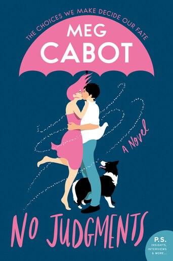 No Judgments: A Novel by Meg Cabot