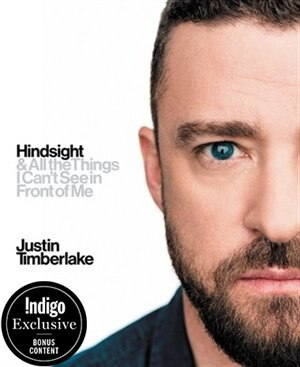Hindsight Indigo Exclusive Edition: & All the Things I Can't See in Front of Me de Justin Timberlake