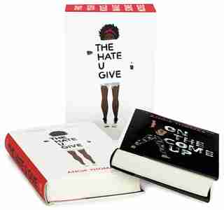 Angie Thomas 2-book Box Set: The Hate U Give And On The Come Up de Angie Thomas