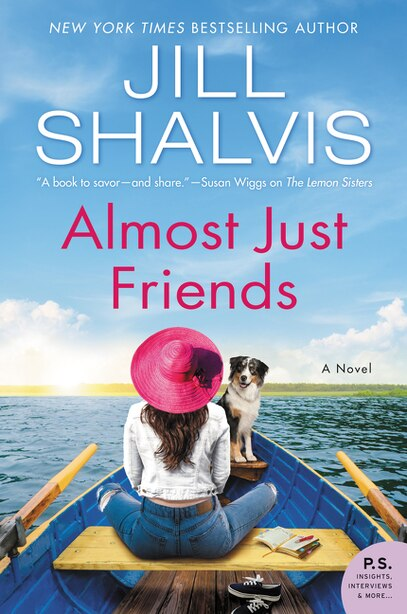 Almost Just Friends: A Novel by Jill Shalvis