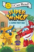 Super Wings Icr #1