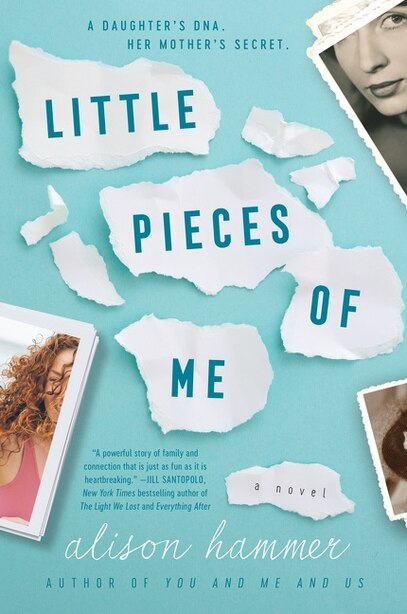 Little Pieces Of Me: A Novel by Alison Hammer