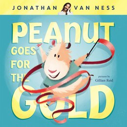 Book Peanut Goes For The Gold by Jonathan Van Ness
