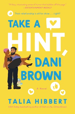 Book Take A Hint, Dani Brown: A Novel by Talia Hibbert