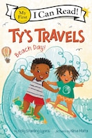 Ty's Travels: Beach Day!