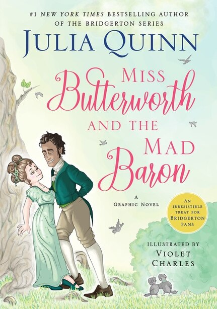 Miss Butterworth And The Mad Baron by Julia Quinn